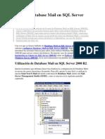 Utilizar Database Mail en SQL Server 2008 R2.docx