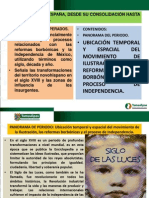 1.- Panorama Del Periodo.