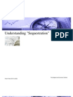 Understanding Sequestration