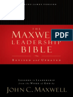 Maxwell Leadership Bible - John