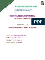 Modernidad III Marisol Pichardo Solis