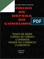 Codigo de Defesa Do or - Carlos Monterrei Dantas