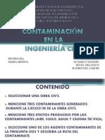 Presentacion Contaminacion en La Ingenieria Civil