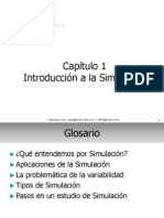 LearningSimio Capitulo 01 Introduccion a La Simulacion