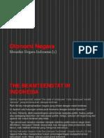 Menafsir Negara Indonesia [1] - Otonomi Negara.pptx