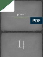 Berlatih Menulisa via Permen.pptx