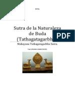 Sutra Tathagatagarbha