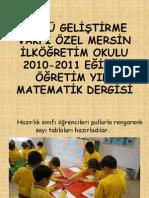 Matematik Gazetesi Sayi 3