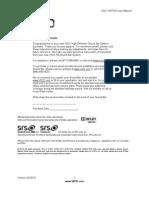 Vizio Vht210 User Manual