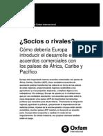 Bp110 Socios Rivales