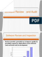 Managing Reviews and Inspection