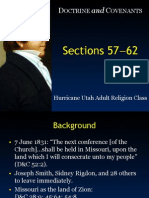 LDS Doctrine and Covenants Slideshow 13