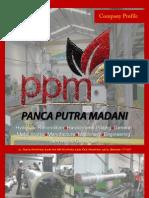 Company Profile Panca Putra Madani