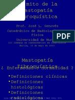 Mastopatìa Fibroquìstica