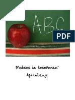 Modelos de Enseñanza-Aprendizaje