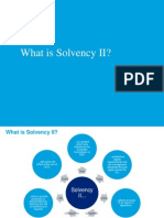 What is Solvency II