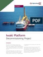Iwaki Case Study 13082012