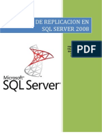 Manual de Replicacion en SQL Server 2008