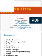 service marketing mix (with example-AIRTEL).ppt