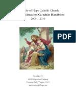 2009-2010RECatechistHandbook