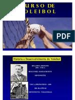 1a aula - HISTÓRIA do VOLEIBOL