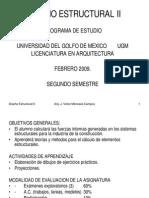 DiseÑo Estructural II
