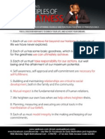 9 Principles of Greatness