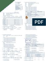Blueuts Bahasa Jepang Kelas x Paket a Sman 1 Rancaekek