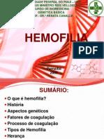 Slides de Hemofilia