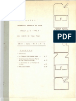 Renacer  no. 16 - Marzo  1981