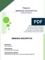 Adm Memoria Descriptiva - Copia