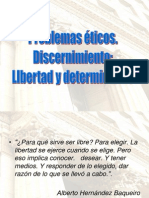 2. Libertad y Determinismo