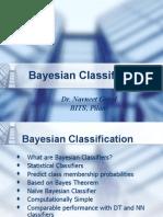 Bayesian Classification NG