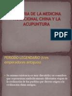 Historia de La Medicina Tradicional China1