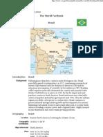 Atualidades Dados da CIA-EUA sobre o Brasil Marco Aurelio Gondim [www.mgondim.blogspot.com]