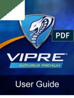 Vipre Antivirus Premium User Guide