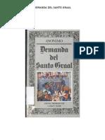 Alvar Carlos - Demanda Del Santo Grial