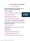 the periodic table webquest finaldraft