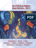 The State of Human Rights In Ten Asian Nations