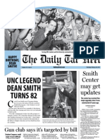 The Daily Tar Heel for February 28, 2013