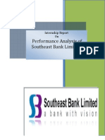 Report on Performance Analysis of SEBL