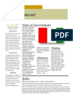 government newsletter real