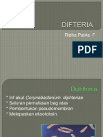 Difteria Mini