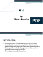 IPv6 (Internet Protocol version6)