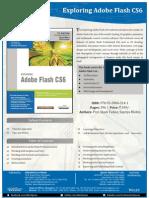 Exploring Adobe Flash CS6