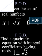 7.7-Writing Quad. Eqs