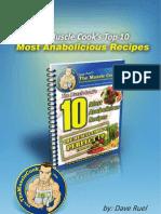 Anabolic Recipes Top 10