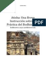 Atisha Una Breve Instrucción Sobre el Camino del Bodhisattva