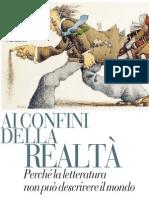 I rapporti tra letteratura e realtà secondo Walter Siti - La Repubblica 28.02.2013