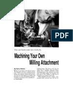 lathe-milling attachment